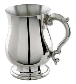 Silver Tankards, Personalised Gifts Moray Trophies Lossiemouth